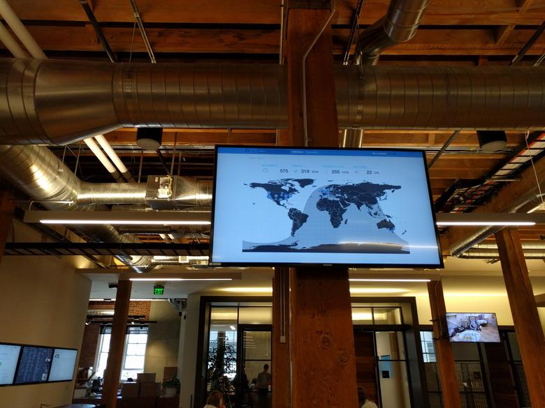 깃허브(GitHub), 세계 각국에서