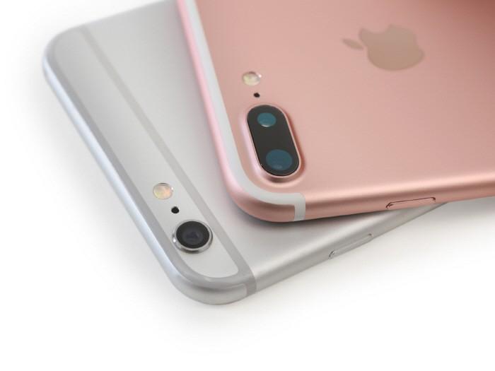 아이폰7 플러스·애플워치 분해해보면…