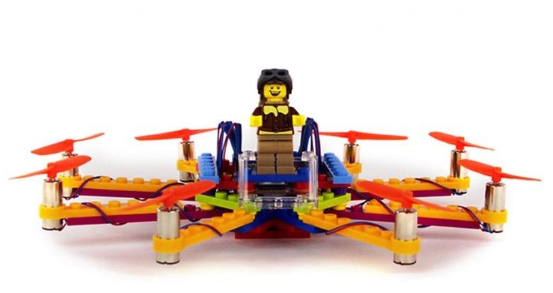 레고 블록으로 만드는 '나만의 드론'