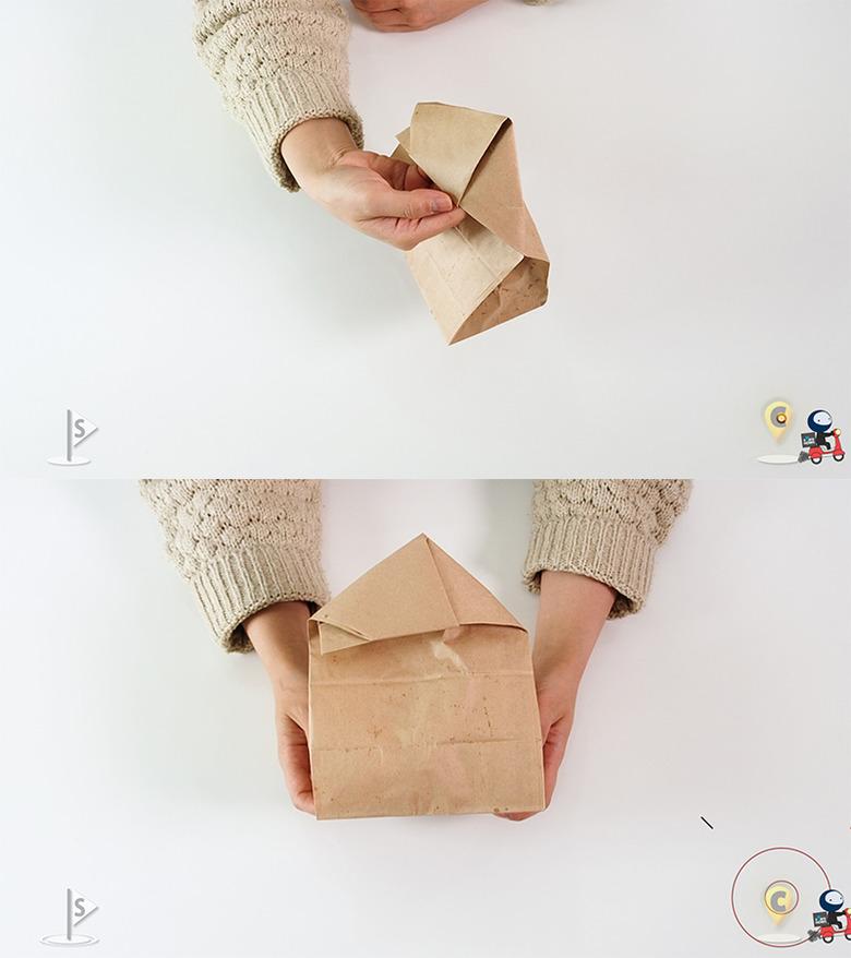 과자봉지 밀봉하는 3가지 방법
