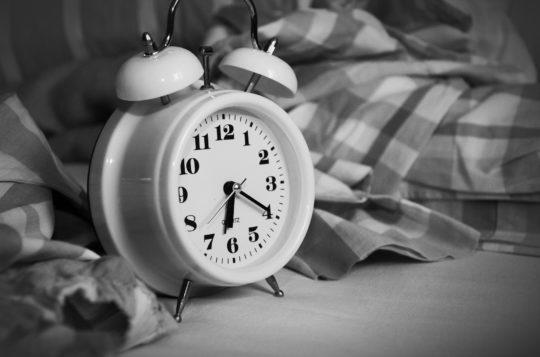 꼭 일찍 자고 일찍 일어나야만 하나요