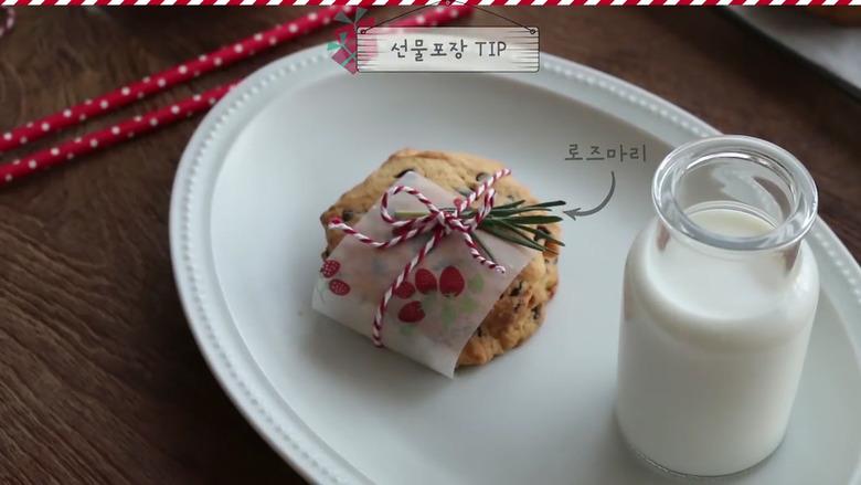 연말 & 크리스마스 선물, 바나나초코