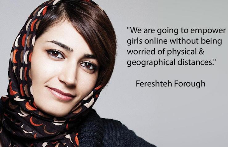 여성들 사이 코딩 열풍이 부는 이슬람