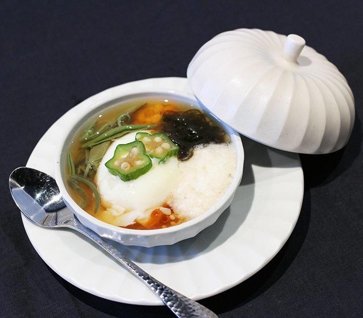 최상의 계절요리를 만드는 갓포요리 맛
