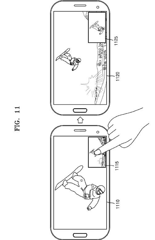 삼성의 스마트폰 듀얼 카메라 특허,