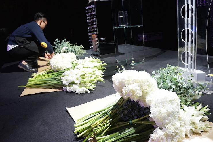 꽃을 통해 행복을 전하는 방법