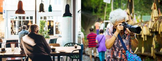은퇴 후 젊음을 유지하는 10가지 방