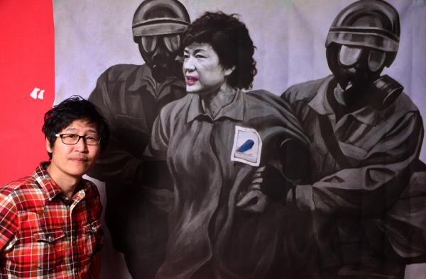 '풍자 예술' 검열과 탄압이 키웠다…