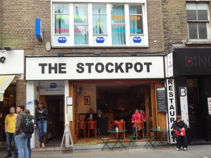 영국에서 맛집을 찾아보자! 런던 맛집