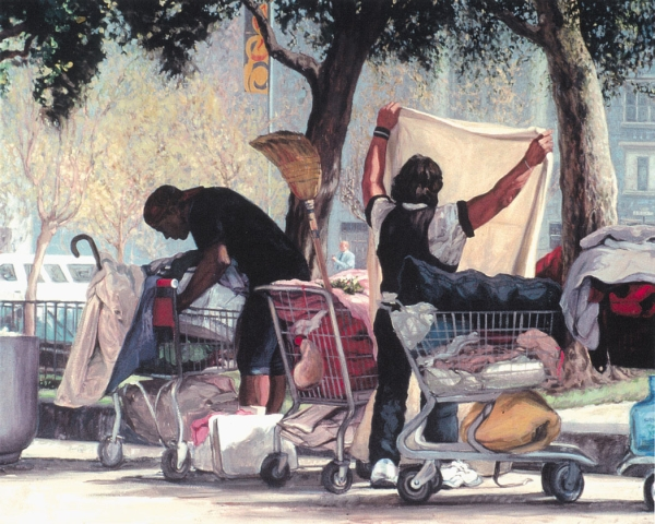 더 홈리스 The Homeless