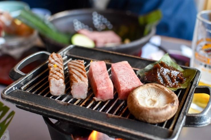 왜 먹방찍으러 오사카여행을 가니? 일
