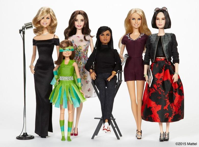 우리 바비(Barbie)가 달라졌어요