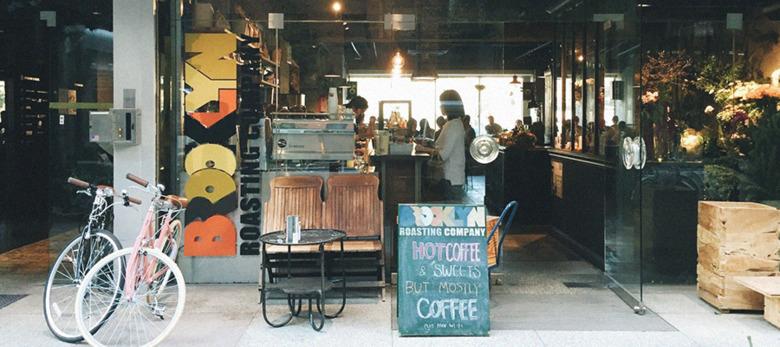 간사이 지방 카페 명소