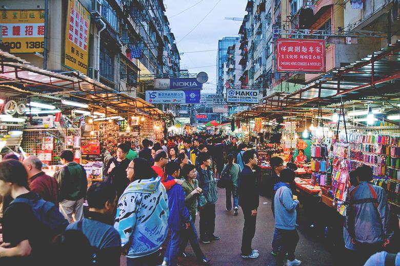 쇼퍼 홀릭 in 홍콩