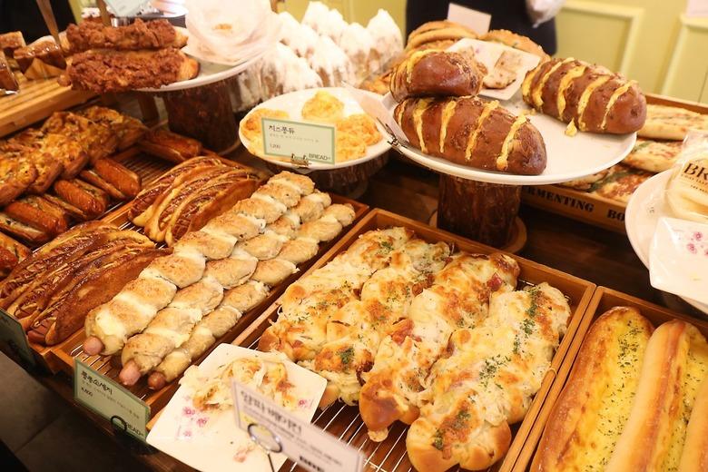 생활의 달인 빵집 BEST 5