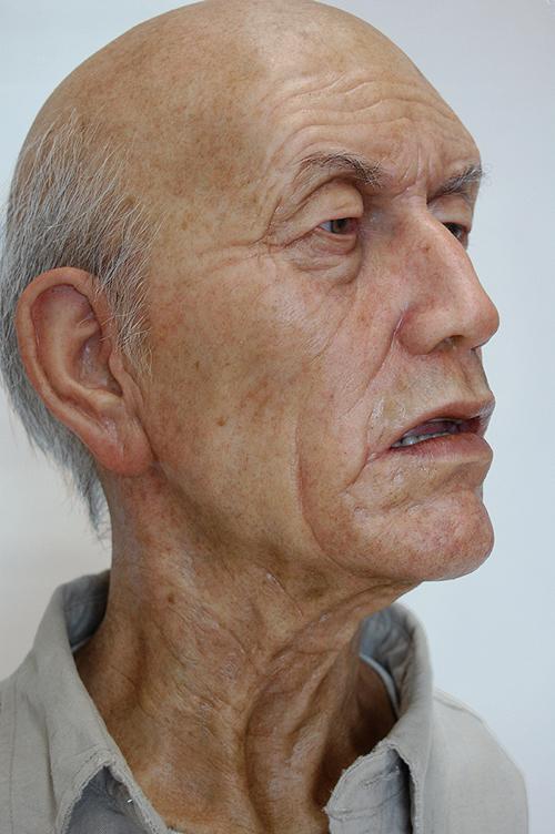 극사실주의 조각가 JAMIE SALM