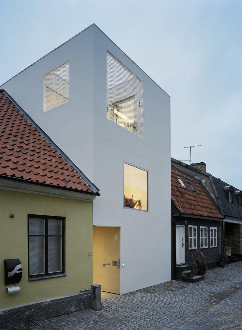 북유럽 건축의 진수 스웨덴 협소주택