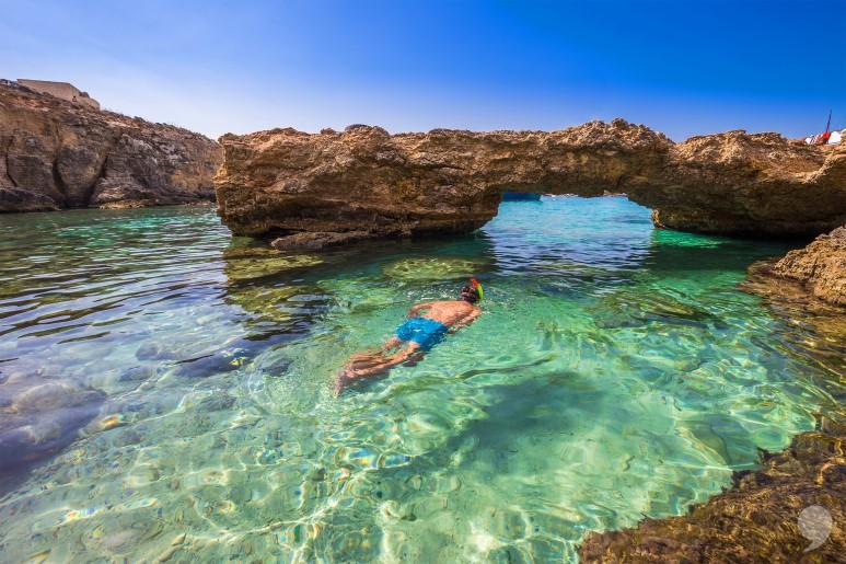 지중해의 보물, 몰타! 유명해기 전에