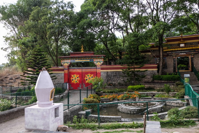 '티베트문화를한눈에' 노블링카