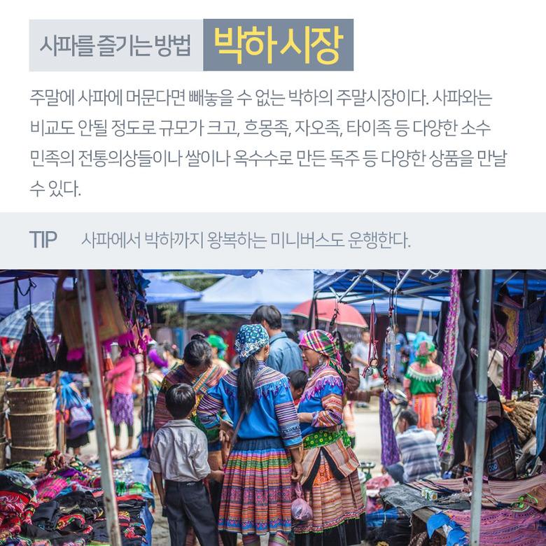베트남에서 가장 시원한 사파
