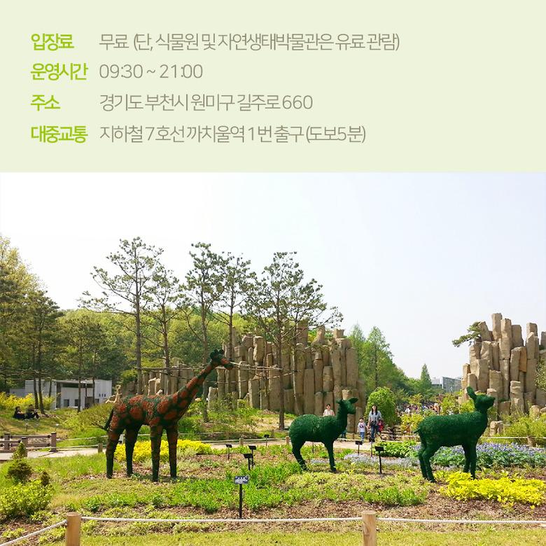 주말에 가기 좋은 서울 근교 수목원
