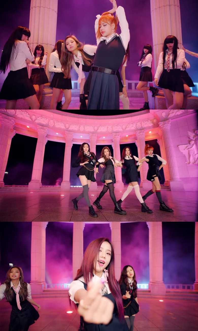 블랙핑크, 2NE1과 트와이스 사이에