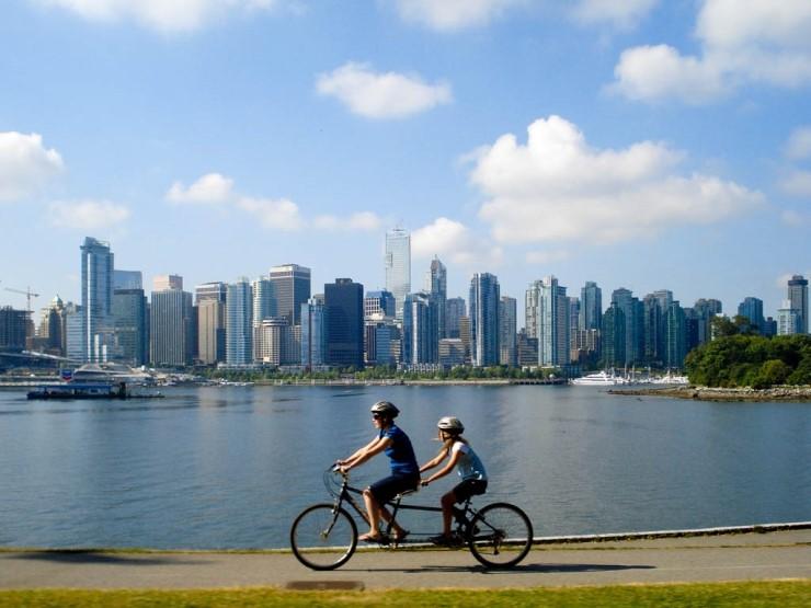 사랑에 빠지기 충분한 도시, 밴쿠버