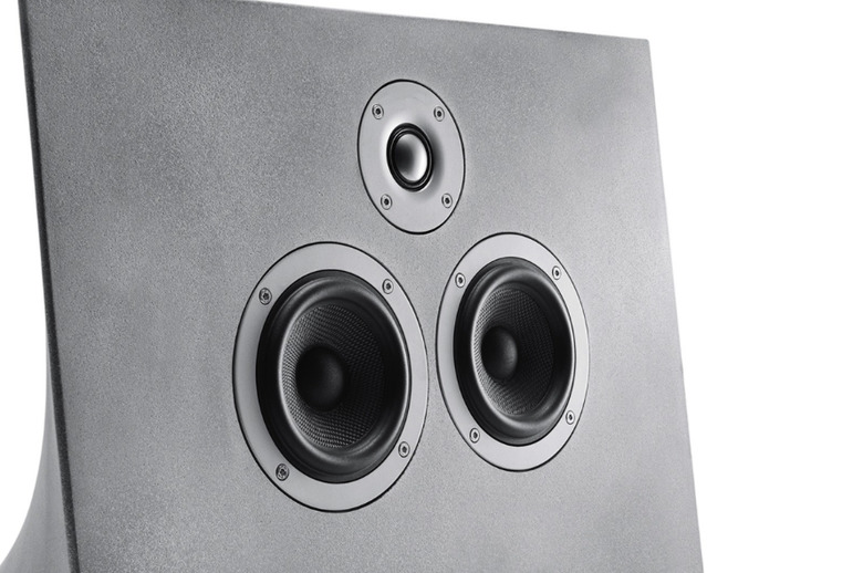 콘크리트는 소리를 위한 새로운 소재가