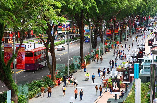 싱가폴 (싱가포르) 4박5일 여행일정