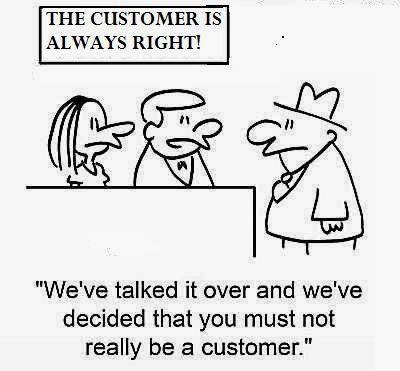 누가 소비자를 진상으로 만들었는가?
