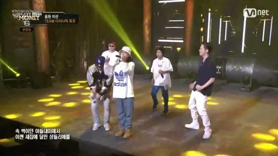 '쇼미더머니6' 최고의 무대 Cho