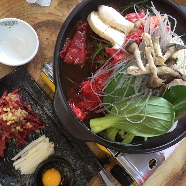 보글보글 달달한 불고기전골 맛집 Be