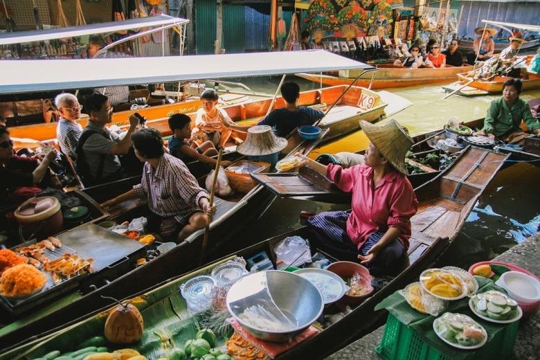 방콕 여행 코스 BEST 5