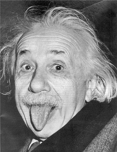 나쁜 남자, 아인슈타인