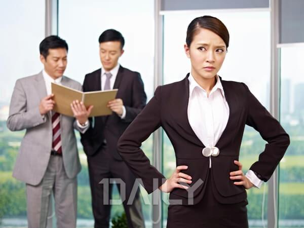 직장인들이 꼽은 일하기 싫은 직장동료