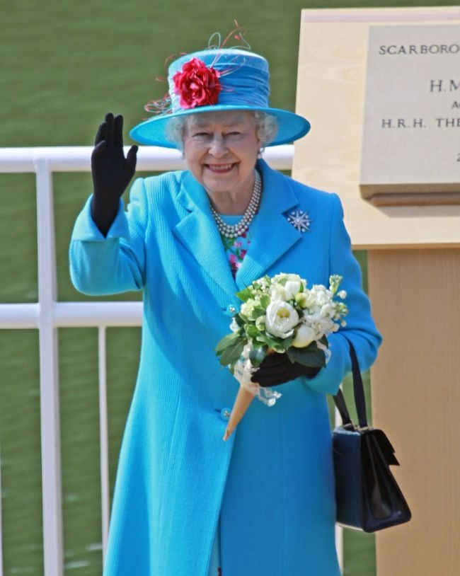 91세 엘리자베스 여왕의 하루식단 살