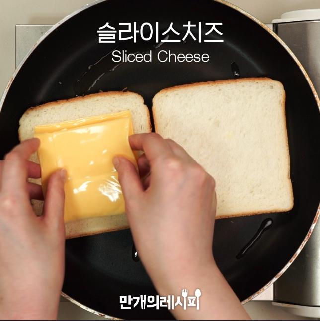 환상의 커플 마늘과 치즈! 찰떡궁합으