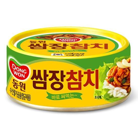 혼밥의 소울메이트 '이색 참치캔' 종