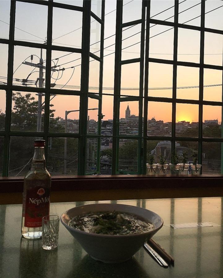 태양의 숯불향과 상큼한 베트남 분짜