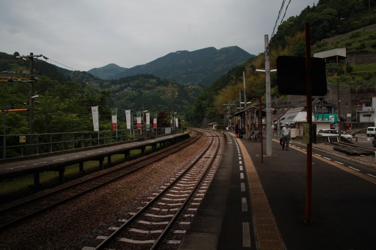 시코쿠 이야계곡 - 일본 3대 절경