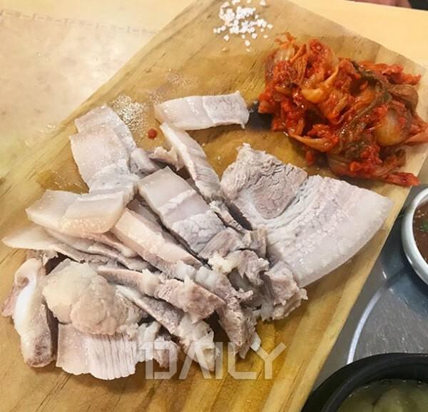 전국 보쌈 맛집, 부드러운 고기와 아