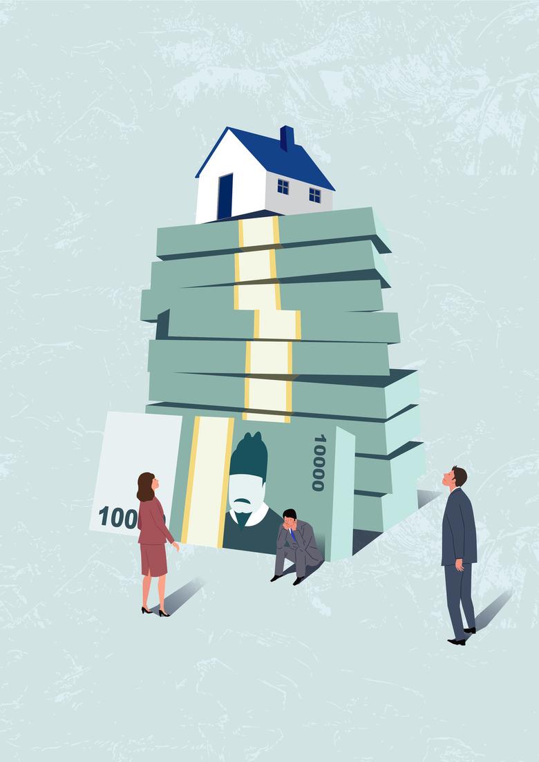 왜 집값은 우리 소득보다 빨리 오를까