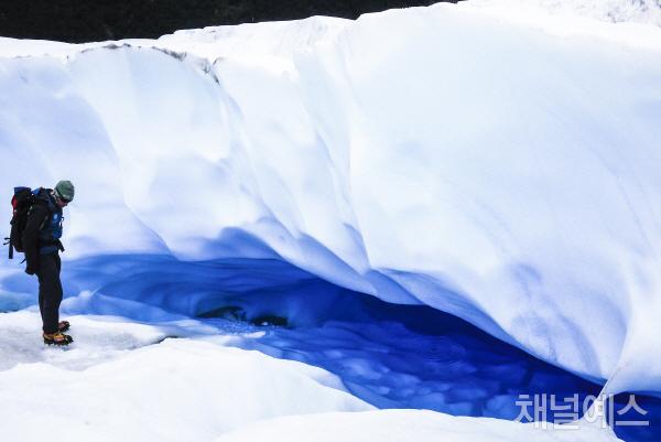 빙하처럼 차곡차곡
