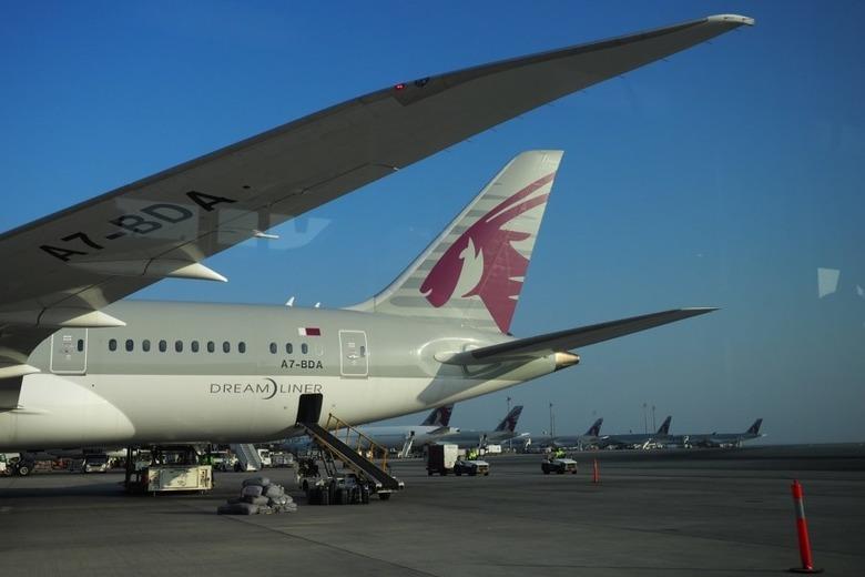 카타르항공 로마, 베니스 후기