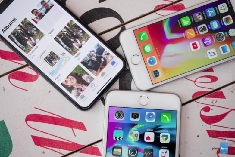 아이폰8 vs 8플러스 vs 아이폰X