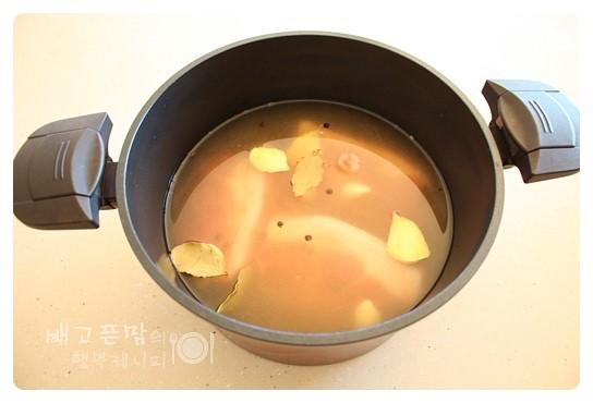 김장김치와 함께 먹는 수육, 보쌈,