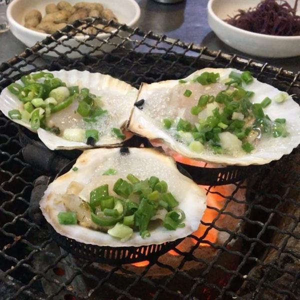 제철 해산물 맛집!