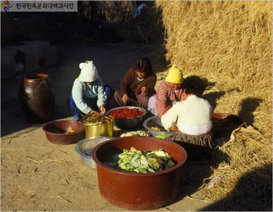 2013년 12월, 김장문화가 인류무