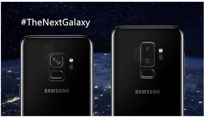 갤럭시S9/S9+ 크기와 디자인. 다