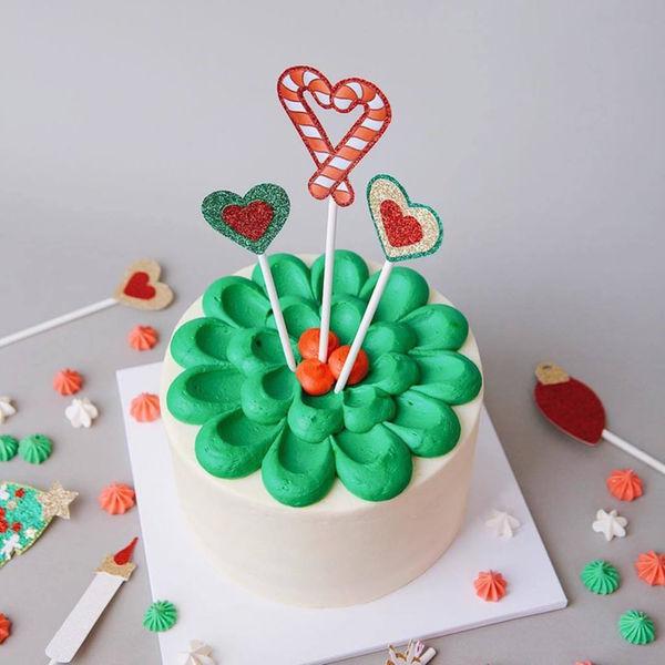 가장 특별한 크리스마스 케이크 모음!